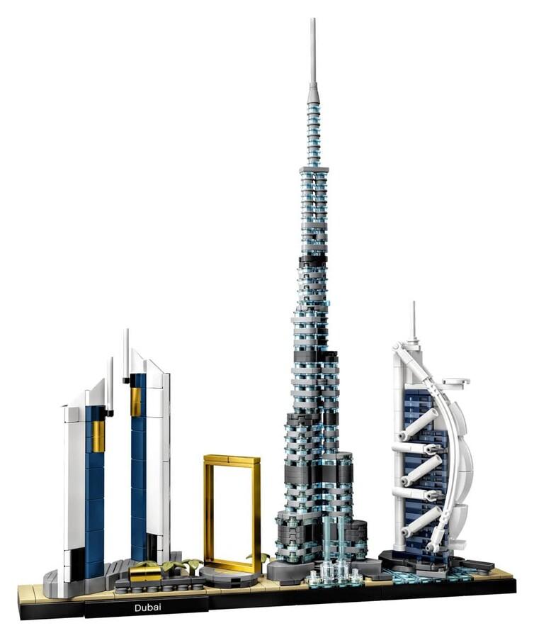 21052 LEGO Architecture Dubai