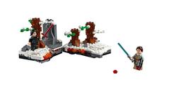 LEGO - 75236 Duel on Starkiller Base