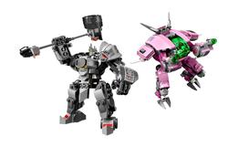 LEGO - 75973 D.Va & Reinhardt V29