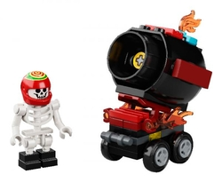 LEGO - 30464 El Fuego's Stunt Cannon