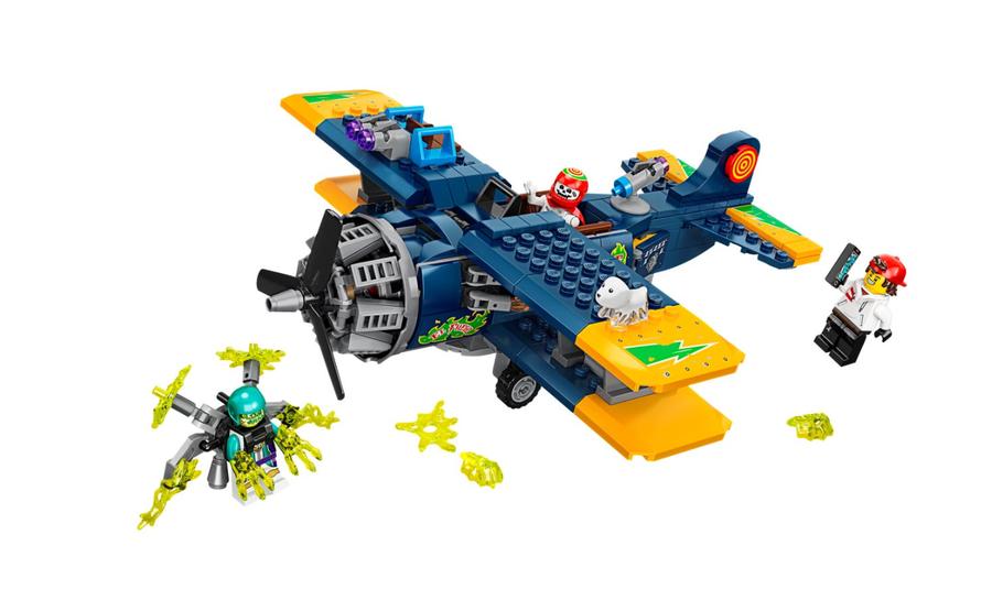 70429 El Fuego'nun Gösteri Uçağı
