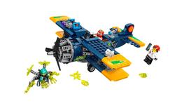 LEGO - 70429 El Fuego'nun Gösteri Uçağı