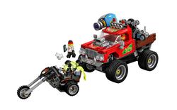 LEGO - 70421 El Fuego'nun Gösteri Kamyonu
