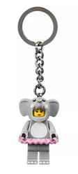 LEGO - 853905 Elephant Girl Anahtarlık
