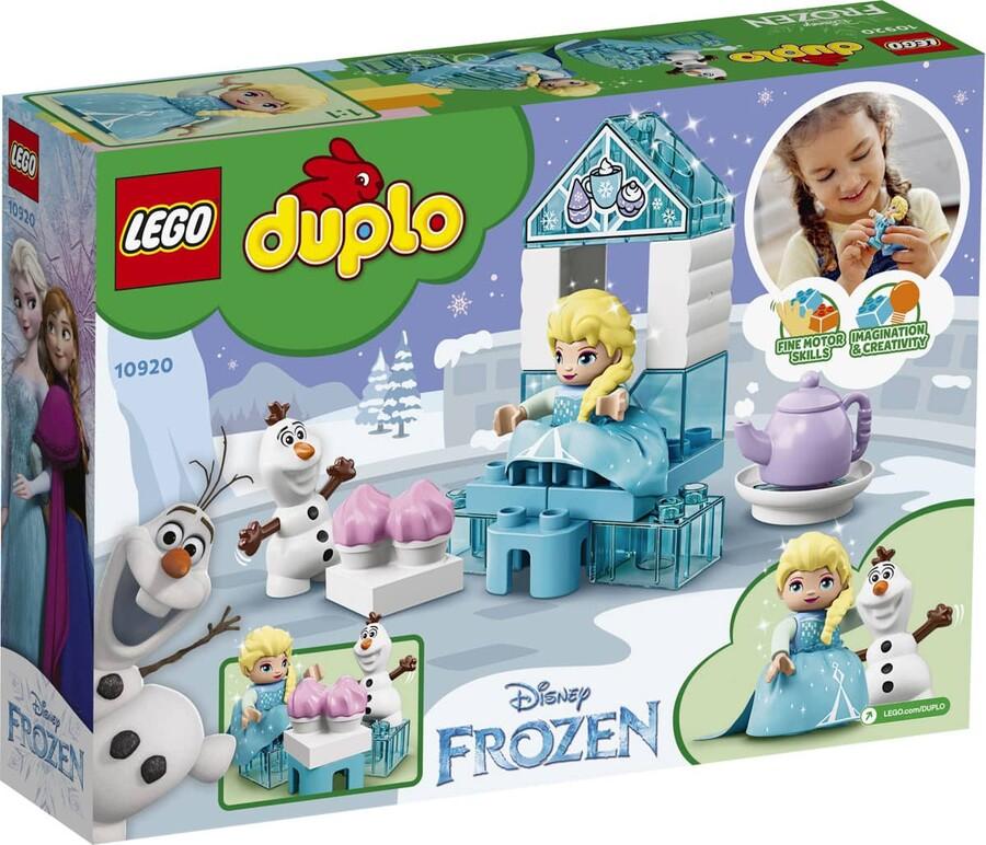10920 LEGO DUPLO Princess Elsa ve Olaf'ın Çay Daveti