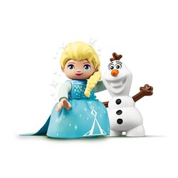 10920 LEGO DUPLO Princess Elsa ve Olaf'ın Çay Daveti - Thumbnail