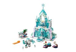 LEGO - 43172 LEGO | Disney Princess Karlar Ülkesi Elsa'nın Büyülü Buz Sarayı