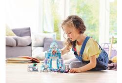 43172 LEGO   Disney Princess Karlar Ülkesi Elsa'nın Büyülü Buz Sarayı - Thumbnail