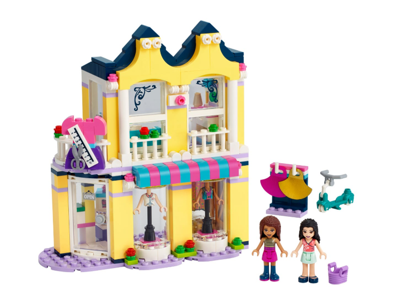 41427 LEGO Friends Emma'nın Giyim Mağazası