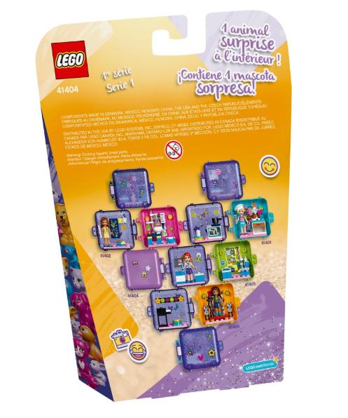 41404 Emma's Play Cube