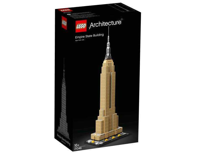 21046 LEGO Architecture Empire State Binası