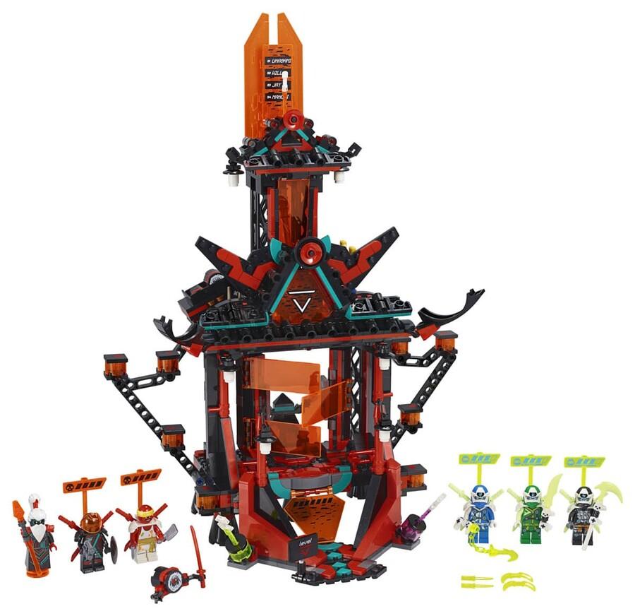 71712 LEGO Ninjago Delilik Tapınağı