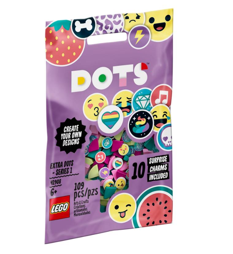 41908 Extra DOTS - Series 1- Kendin Yap Dekorasyon Seti