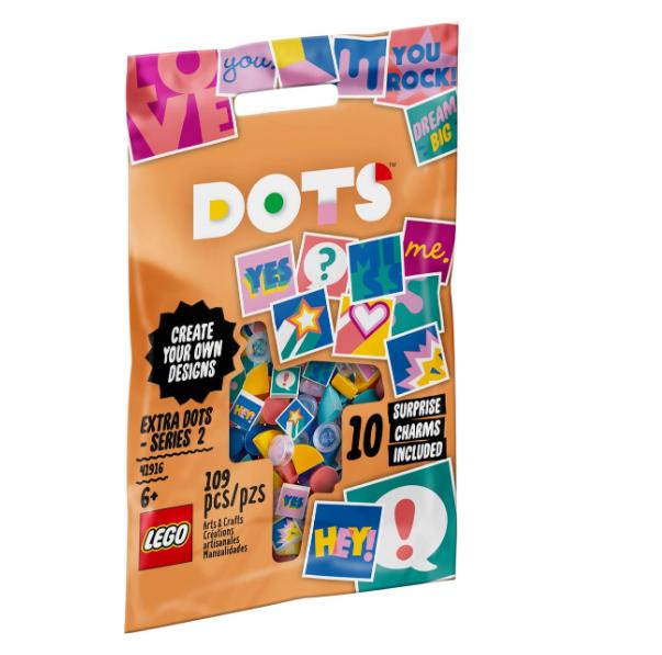 41916 Extra DOTS - Series 2- Kendin Yap Dekorasyon Seti