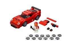 LEGO - 75890 LEGO Speed Champions Ferrari F40 Competizione
