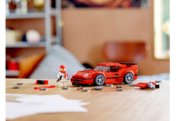 75890 LEGO Speed Champions Ferrari F40 Competizione - Thumbnail