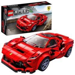 76895 LEGO Speed Champions Ferrari F8 Tributo - Thumbnail