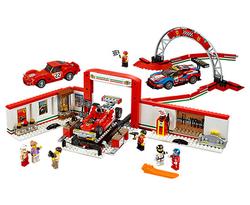 LEGO - 75889 Ferrari Ultimate Garage V29