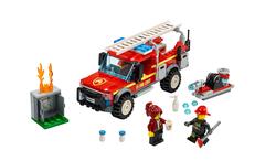 LEGO - 60231 İtfaiye Şefi Müdahale Kamyonu