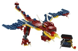 LEGO - 31102 LEGO Creator Ateş Ejderhası