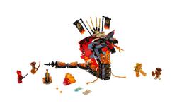 LEGO - 70674 Ateş Diş