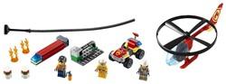 LEGO - 60248 LEGO City İtfaiye Helikopteri Müdahalesi