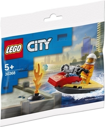 LEGO - 30368 Fire Rescue Water Scooter