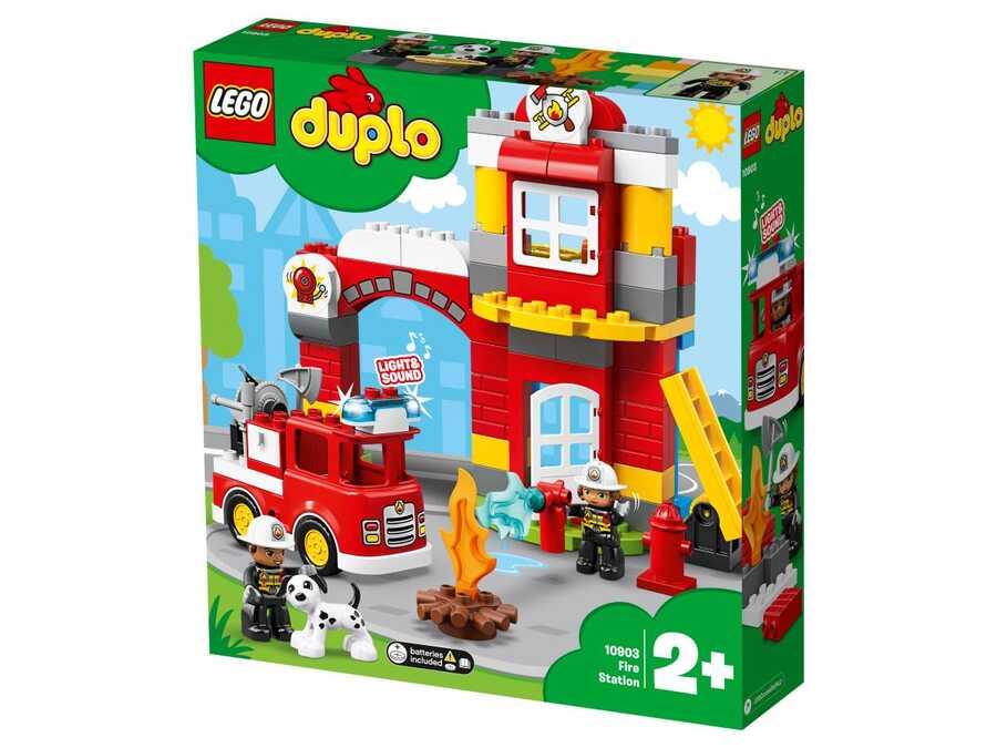10903 LEGO DUPLO Town İtfaiye Merkezi