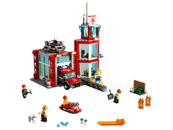 LEGO - 60215 LEGO City İtfaiye Merkezi
