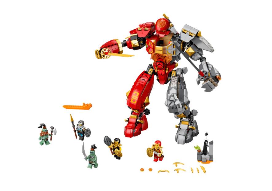 71720 LEGO Ninjago Ateş Taşı Robotu