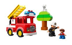 LEGO - 10901 LEGO DUPLO Town İtfaiye Kamyonu