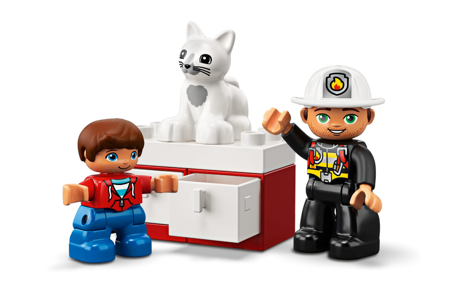 10901 LEGO DUPLO Town İtfaiye Kamyonu