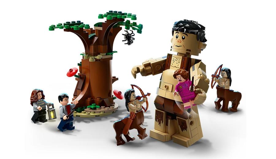 75967 LEGO Harry Potter Yasak Orman: Grawp ve Umbridge'in Karşılaşması