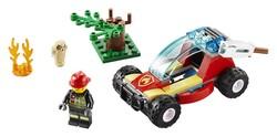 LEGO - 60247 LEGO City Orman Yangını