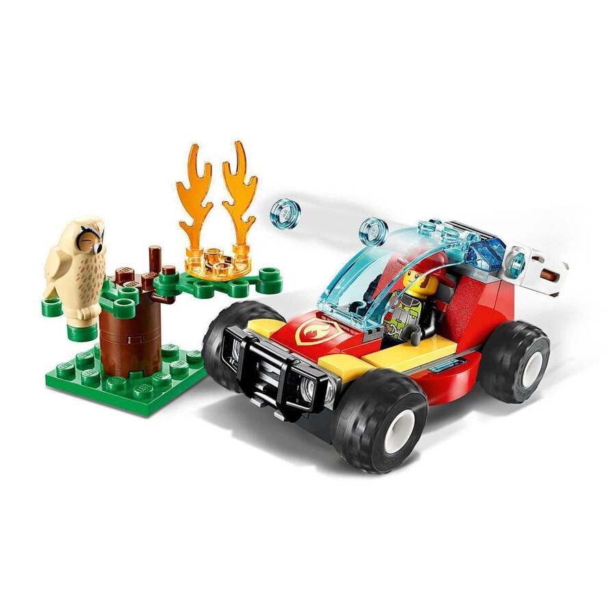 60247 LEGO City Orman Yangını