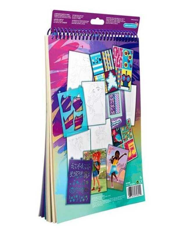853961 Friends Activity Book