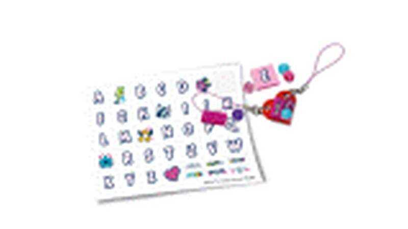 853881 Friends Creative Bag Charms