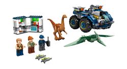 LEGO - 75940 LEGO Jurassic World Gallimimus ve Pteranodon Kaçışı