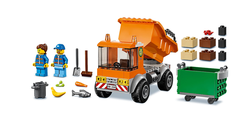 60220 LEGO City Çöp Kamyonu - Thumbnail