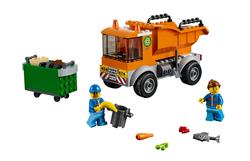 LEGO - 60220 LEGO City Çöp Kamyonu