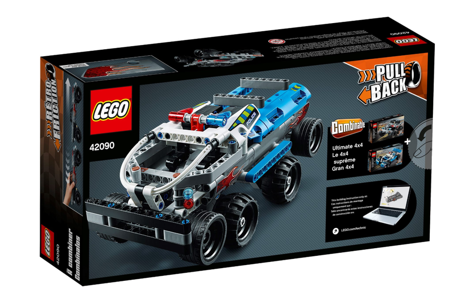 42090 LEGO Technic Kaçış Kamyoneti
