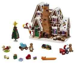 LEGO - 10267 LEGO Creator Zencefilli Kurabiye Ev