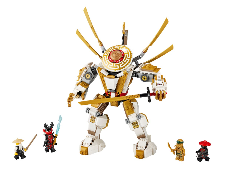 71702 Legacy Altın Robot