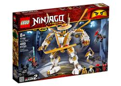 71702 Legacy Altın Robot - Thumbnail