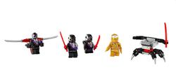 LEGO - 40374 LEGO LEGO Iconic Altın Zane MF Aks. Seti