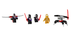 LEGO - 40374 Golden Zane Minifigure Accessory Set