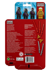 40374 LEGO LEGO Iconic Altın Zane MF Aks. Seti - Thumbnail