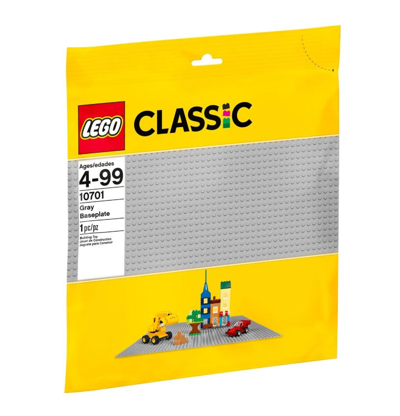 10701 LEGO Classic Gri Zemin