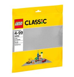 LEGO - 10701 Gray Baseplate (Gri Zemin)
