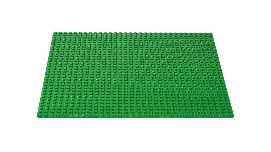 10700 LEGO Classic Yeşil Zemin